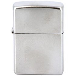 Зажигалка Zippo 205 Satin Chrome (made in USA)
