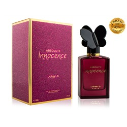 Johan.b Absolute Innocence, Edp, 100 ml (ОАЭ ОРИГИНАЛ)