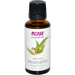 Now Eucalyptus Oil 30 мл