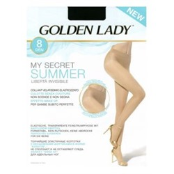 Golden Lady MY SECRET SUMMER 8 колготки