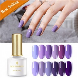 Гель-лак Born Pretty Iris Purple Series (IP), 6 ml. (Арт. 42871)