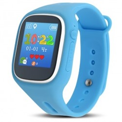 Smart Baby Watch A6 Blue