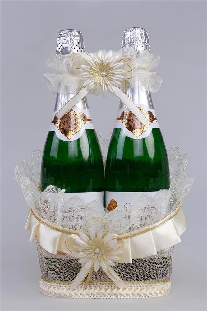Вкусное шампанское на свадьбу