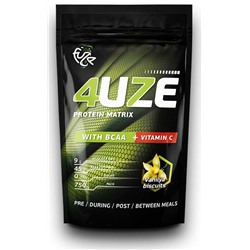 PureProtein Fuze Protein + BCAA 750 г