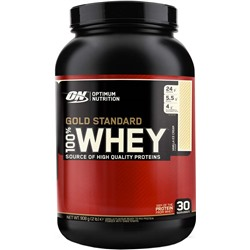 Optimum Nutrition (ON) 100% Whey Gold Standard 908 г