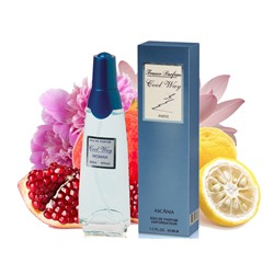 Brocard Cool Way, Edp, 50 ml (аналог Davidoff Cool Water Women)