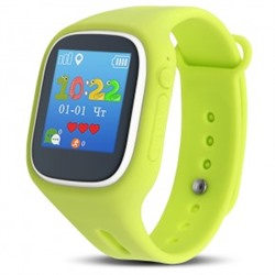 Smart Baby Watch A6 Green