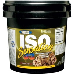 Ultimate Nutrition Iso Sensation 93 2,27 кг