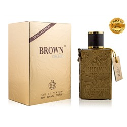 Fragrance World Brown Orchid Gold Edition, Edp, 100 ml (ОАЭ ОРИГИНАЛ)