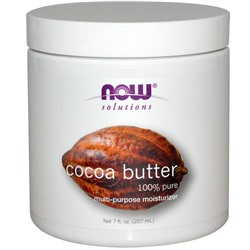 Now Cocoa Butter 207 мл