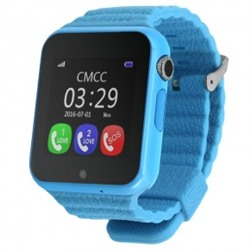 Smart Kid Watch V7K GPS+ Blue