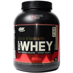 Optimum Nutrition (ON) 100% Whey Gold Standard 2,27 кг