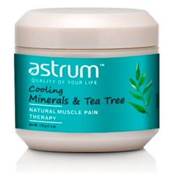 Astrum Cooling Minerals & Tea Tree 227 г