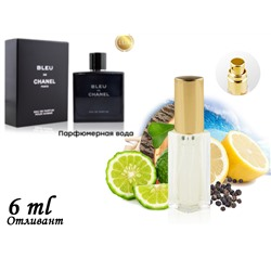 Пробник CHANEL BLEU DE CHANEL, Edp, 6 ml (ЛЮКС ОАЭ) 283
