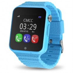 Smart Kid Watch V7+ Blue