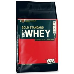 Optimum Nutrition (ON) 100% Whey Gold Standard 4,54 кг