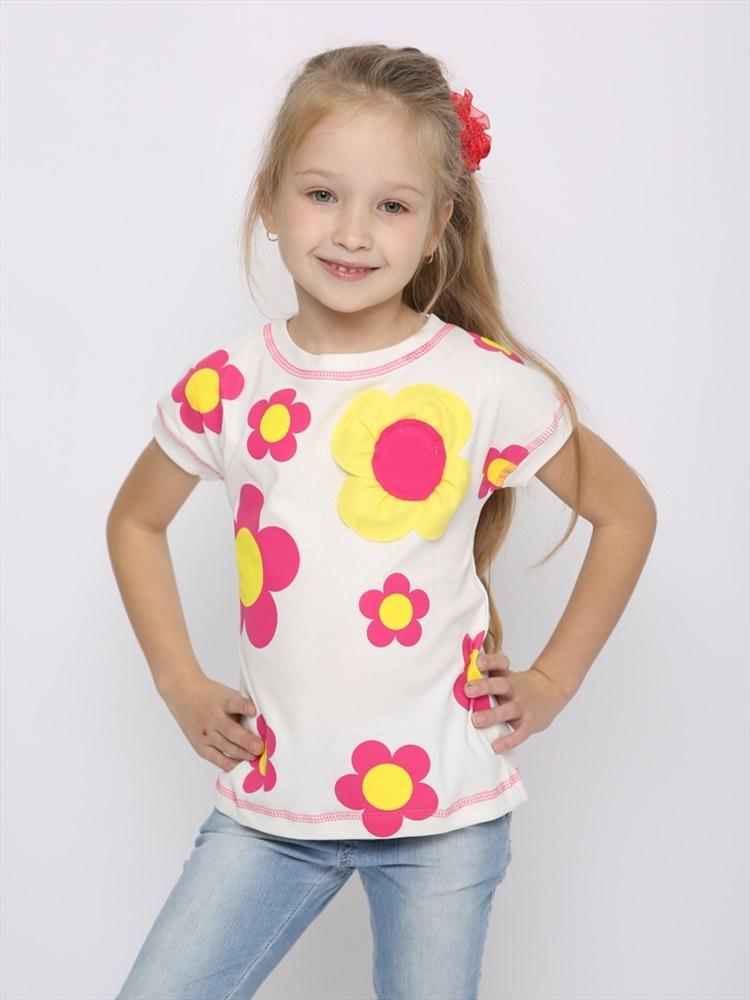 футболка с полноцветной шелкографией