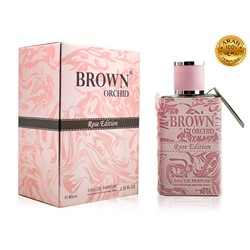 Fragrance World Brown Orchid Rose Edition, Edp, 100 ml (ОАЭ ОРИГИНАЛ)