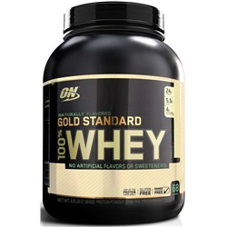 Optimum Nutrition (ON) 100% Whey Gold Standard Natural 2,18 кг
